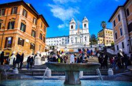 por qué visitar los barrios de Roma