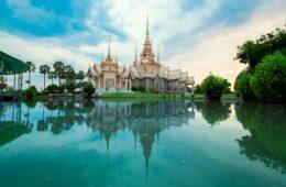 Lo más bello de Tailandia