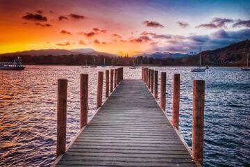 los lagos más increíbles de Europa